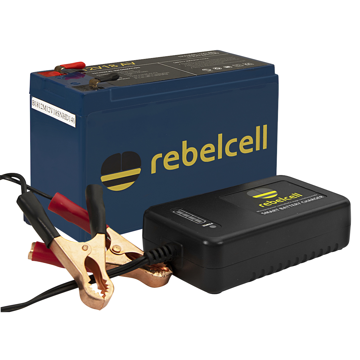 Rebelcell 12V 7A Lithium Akkumulátor